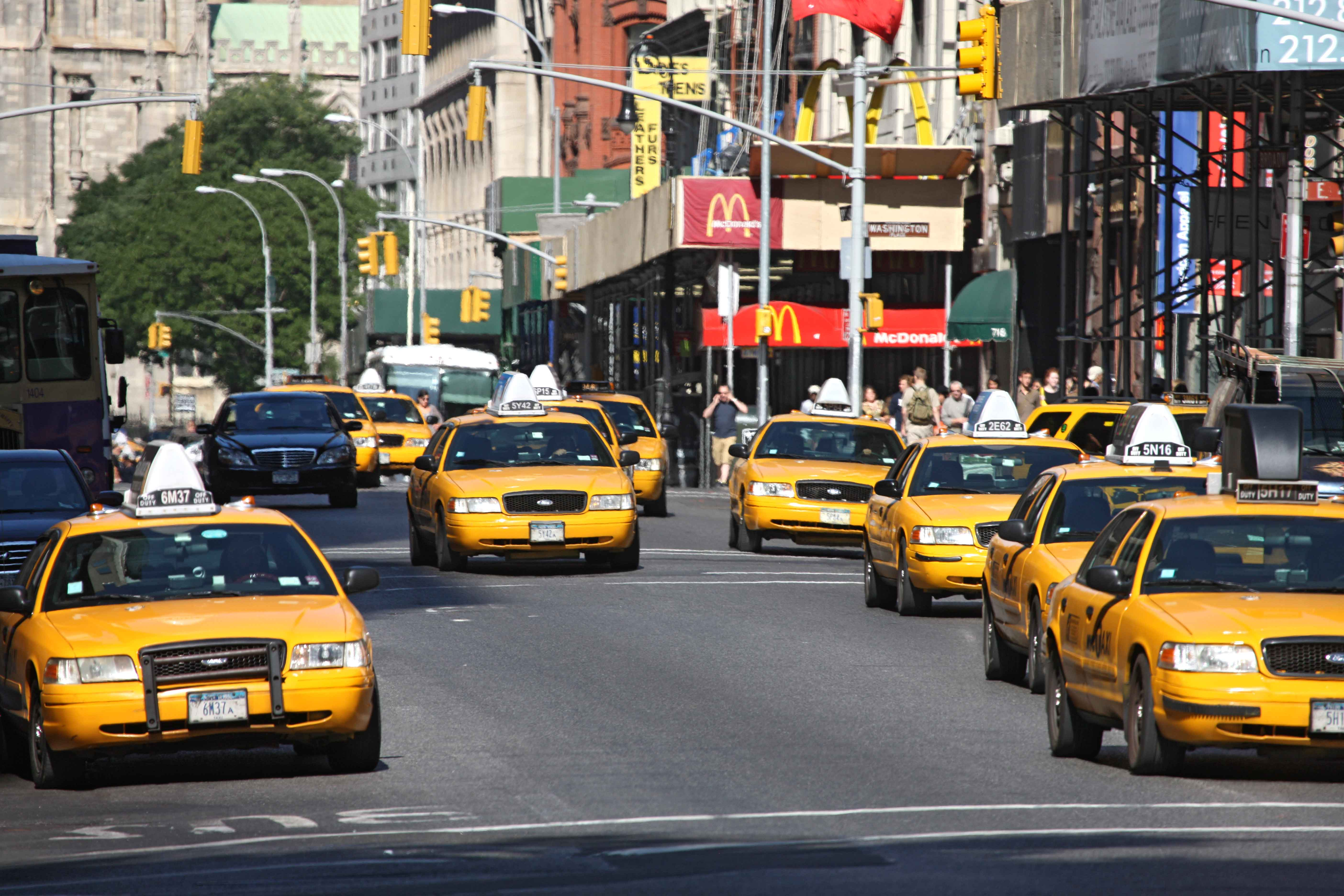 Taxis - New-York